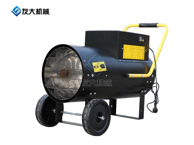 50-F燃气暖风机带轮子